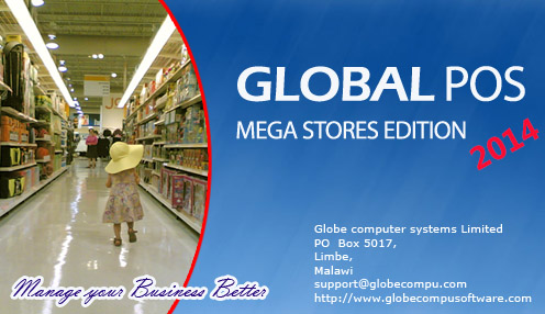 Global POS Mega Store Edition